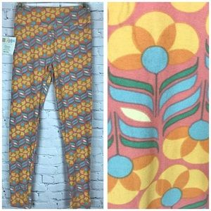 SOFT One Size (2-10) women's Legging high waisted